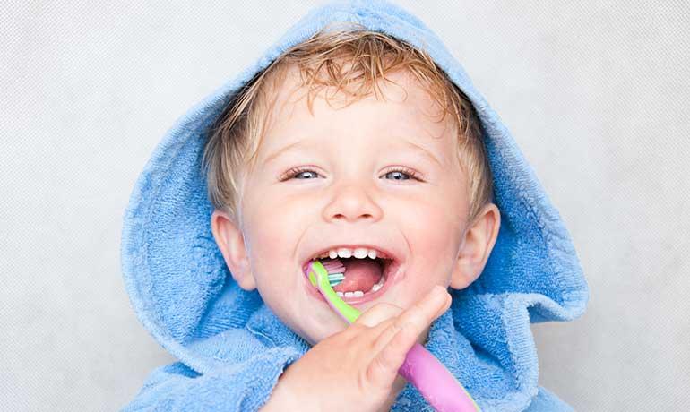 Salud bucodental infantil
